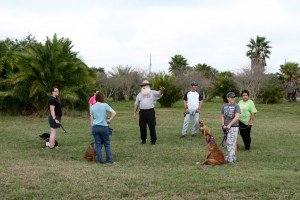 Duane-Bryant-obedience-class-Lexi-Ruby-Lizzy_1