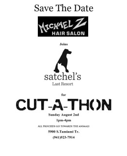Cut-A-Thon Michaelz&Satchels
