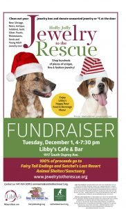 Jewelry to the Rescue Poster HOLIDAY-SMALL