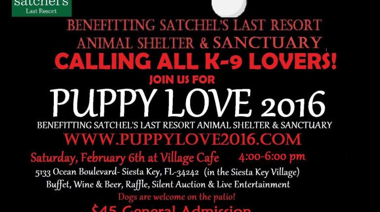 Puppy Love Invite
